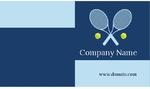 tennis club-card