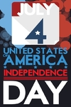 Independence Day 24 x 36