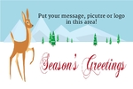 Holiday Banner 4 36 x 24 Horizontal
