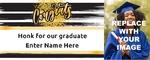 Graduation Banner 1 60 x 24 Horizontal