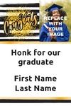 Graduation Banner 1 24 x 36 Vertical