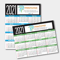 Year-At-A-Glance Calendars